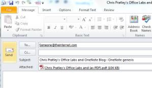 Send as PDF