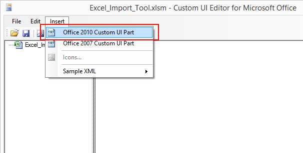Generate callback from CustomUI editor | The Office Corner