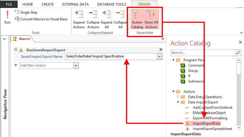 Automate Your Import Process in Access | The Office Corner