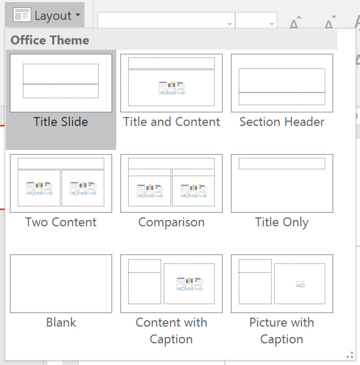 powerpoint: show your progress with slide master | the office corner, Presentation templates